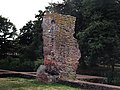 Single surviving wall of Egmond castle (9487850608).jpg
