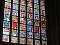 Sint-Salvatorskathedraal, Brugge, glasraam.JPG