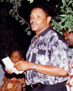 Siphiwe Nyanda South African Army general and Cabinet Minister