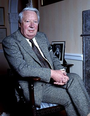 Second Shadow Cabinet of Edward Heath - Edward Heath, Leader of the Opposition 1974-1975