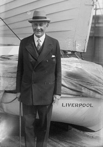 Francis Bridgeman (Royal Navy officer) - Admiral Sir Francis Bridgeman