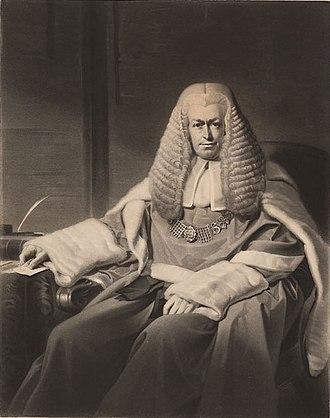 John Jervis (politician) - Sir John Jervis.