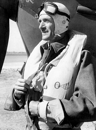 Royal New Zealand Air Force - Air Chief Marshal Park, the famous NZ commander of No. 11 Group RAF in the Battle of Britain