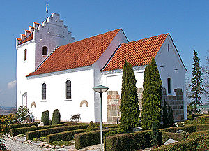Skejby - The old Skejby Church