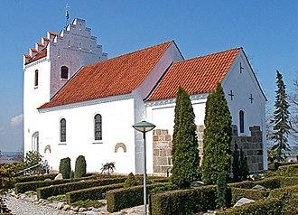 Skejby - The old Skejby Church