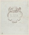 Sketch for a Nameplate for Edward D. Adams MET DP877174.jpg