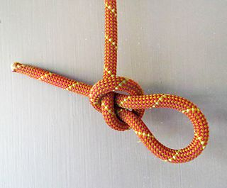Slip knot Type of knot