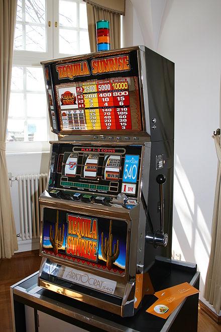 Mandare in tilt una slot machine