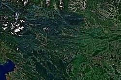 Slovenia NLT Landsat7