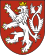Small coat of arms of the Czech Republic.svg