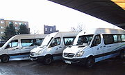 Social services transport in Kensington and Chelsea