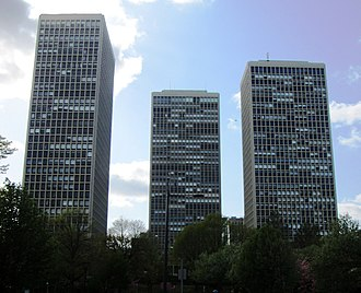 Society Hill Towers - April 22, 2013