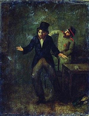 Leonid Solomatkin - Self-portrait (date unknown)