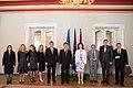 Solvita Āboltiņa tiekas ar Rumānijas ārlietu ministru (8889244612).jpg