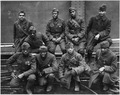 Some of the (African American) men of the 369th (15th New York). Who won the Croix de Guerre for ga . . . - NARA - 533492.tif