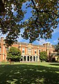 Somerville College Oxford, Library.jpg