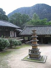 Songbul Temple, Sariwon - panoramio