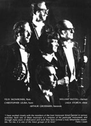 Soni Ventorum Wind Quintet - Image: Soni Ventorum