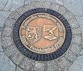 Sopot-Frankenthal tablica w chodniku.jpg