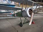 Sopwith Triplane at Central Air Force Museum Monino pic2.JPG