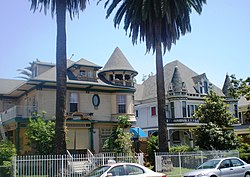 South Bonnie Brae Tract Historical District, Los Angeles.JPG