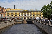 Spb 06-2012 Griboedov Canal
