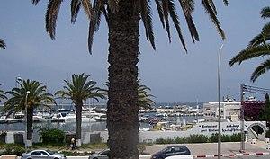 sport nautique à Bizerte