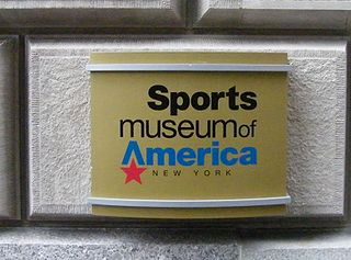 Sports Museum of America former museum in New York City
