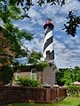 St. Augustine Lighthouse located in Florida.jpg