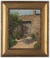 St. Briac, Painting by Oscar Kleineh.jpg