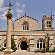 St. George's Cathedral cloisters, 2019 (03).jpg