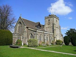 Warnham Human settlement in England