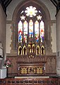 St Edburg, Bicester, Oxon - Sanctuary - geograph.org.uk - 1634514.jpg