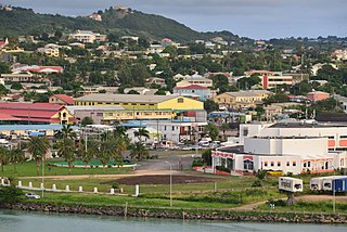 St. Johns, Antigua and Barbuda Capital of Antigua and Barbuda