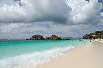 Virgin Islands National Park - Trunk Bay