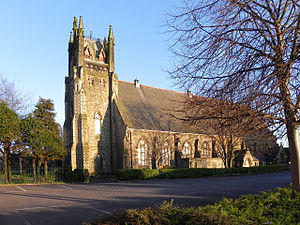 Bedford, Greater Manchester - Image: St Joseph's Church, Leigh by David Dixon Geograph 2314991