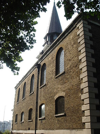 St Mary's Church, Battersea - St Mary's Church, Battersea, London