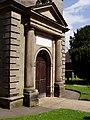 St Mary's Church, Ingestre, main entrance - geograph.org.uk - 2003268.jpg