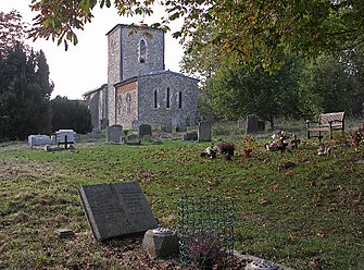 St Mary's Church, Radnage - geograph.org.uk - 104588.jpg