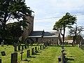 St Mary's church and churchyard, Rogiet - geograph.org.uk - 1300250.jpg