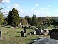 St Michaels Churchyard, Madeley - geograph.org.uk - 1048664.jpg