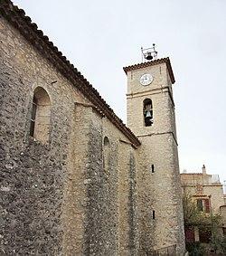 St Paul en Forêt - la kirka turo.jpg