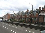 St Pauls' Studios, Talgarth Road W14 - geograph.org.uk - 1311270