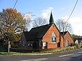 St Swithun's Church, Crampmoor - geograph.org.uk - 618309.jpg