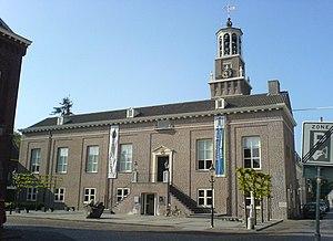 Bossche School - Town hall, Heusden