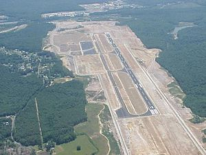 Stafford County, Virginia - Stafford Regional Airport