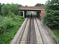 Staines, Windsor branch line railway - geograph.org.uk - 1944171.jpg