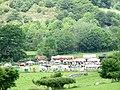 Stalls at Glyndyfrdwy Carnival - geograph.org.uk - 479068.jpg