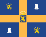 Standard of Claus von Amsberg as Royal consort of the Netherlands.png