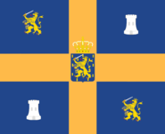 Standard of Claus von Amsberg as Royal consort of the Netherlands